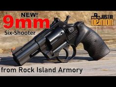 Rock Island's New Revolver Rock Island Armory, Ninja Weapons, Guns And Ammo, Bang Bang, Katana, Survival Kit, Bushcraft, Firearms, Hand Guns