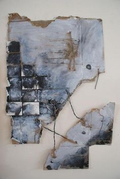 (Artist Unknown). Mixed media exploration.                                                                                                                                                                                 More