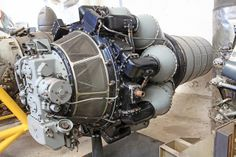 Nene 102 Jet Engine | Flickr - Photo Sharing!