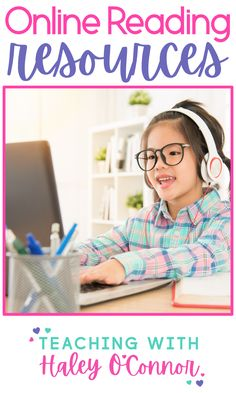 Online resources for kids to practice reading at home.