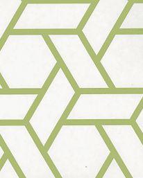 Tapet Treillis Vert från Manuel Canovas
