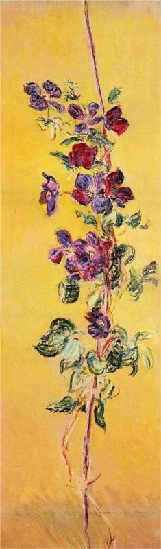 Cobeas, 1883 Claude Monet