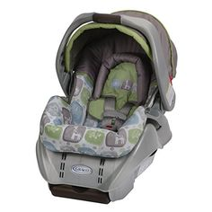 Graco Snug Ride Classic Connect Infant Car Seat, Sequoia Graco http://www.amazon.com/dp/B00XJ68PMW/ref=cm_sw_r_pi_dp_gscVwb1BNDQKP
