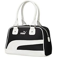 6773c8867d Women s PUMA Foundation Handbag Black White..Got to have the tennis ...