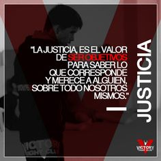 VALORES VICTORY_ Campaña de posicionamiento en redes sociales de Victory Fight Club, un gimnasio de MMA en Ensenada B.C.