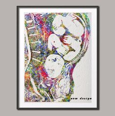 Material: CanvasType: Canvas PrintingsStyle: AbstractBrand Name: RikivityForm: SingleFrame: NoFrame mode: UnframedModel Number: A4, A3, A5 sizeShape: Vertical R