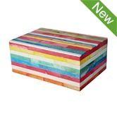 Summertime Stripes Box $32.95  #Oxfam #Christmas #fairtrade
