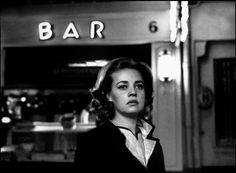 Ascenseur pour l'échafaud. Louis Malle (1957) Jeanne Moreau. Great soundtrack by Miles Davis.