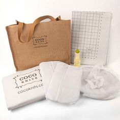 For hand-knit or store-bought sweaters and accessories that don't require vigorous pin-blocking, cocoknit's Sweater Care Kit has you covered. Perfect...