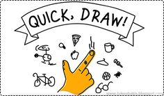 Google'dan Yapay Zekalı Çizim Oyunu: Quick, Draw