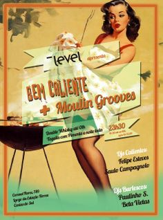 Bem Caliente + Moulin Grooves