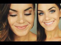 Supermodel Glow Makeup Tutorial - YouTube