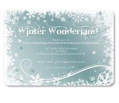 Winter Wonderland Baby Shower Invitations   Google Search
