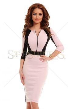 StarShinerS Fulminate Rosa Dress