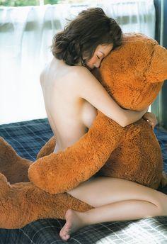 86 Lucky ass Teddy Bear.