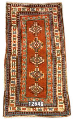 Karabagh   Karabagh 19th C (4th Q) Caucasus