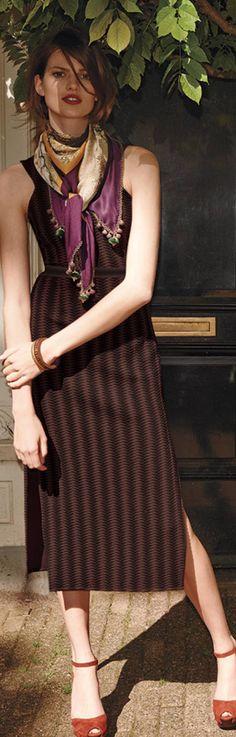 Gorgeous..love it...Anthropologie Meridian Dress