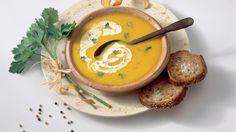 Aromatična juha od bundeve