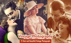 25 Best and Beautiful Vintage Photography examples. Read full article: http://webneel.com/vintage-photography   more http://webneel.com/photography   Follow us www.pinterest.com/webneel