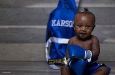 Baby Boxing set Gloves shorts personalized+Champion Belt