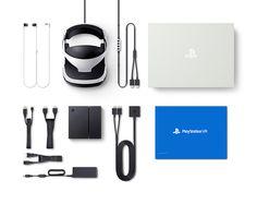 EDGED : SCE, PS4용 헤드 마운트 디스플레이 '플레이스테이션 VR' 발표