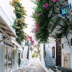 MYKONOS, GREECE.  Photo by @vutheara in Mykonos, Greece.
