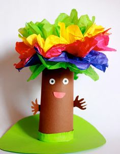 Spring's Craft for Kids