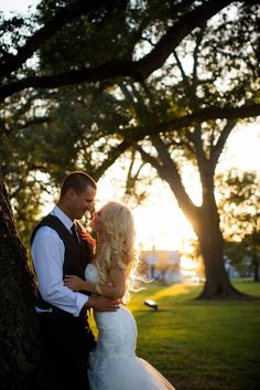 with the setting sun in the back ground Love wedding photography ideas wedding photos ideas