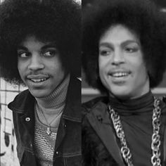 Prince. Came into this world rockin' the fro and left out rockin' the fro. We'll miss you bro. Love forever.