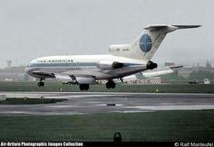 Pan Am B-727 Vintage!
