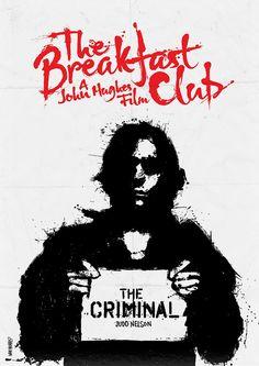 The Breakfast Club By Daniel Norris - @DanKNorris on Twitter. by Daniel Norris, via Flickr