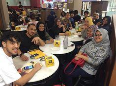 Pemenang Sesi Ramah Mesra bersama Nidji di Georgetown @nidjiofficial #nidjiholicmalaysia