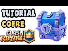 Cómo hacer el Cofre Supermágico de Clash Royale