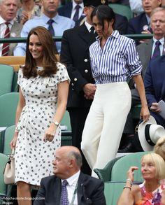 Duchess Kate: It's a Duchess Duo for Women's Wimbledon Final!