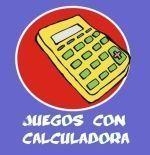 juegos con la calculadora. Matemáticas divertidas.