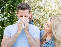 Allergie di stagione? L'aromaterapia in aiuto
