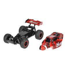 Original YOU JIE TOYS UJ99-2610B 1/18 2.4G 2CH 2WD Electric Slayer Speed Racing Buggy Radio Control Car