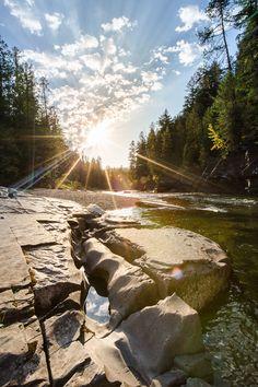 Johns Lake Loop in Glacier National Park | GI 365