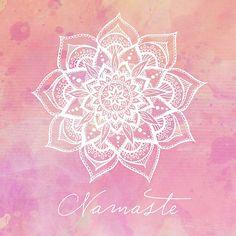 Namaste - Rose Quartz