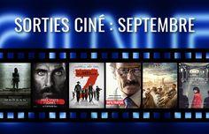 [Sorties cinéma] Les 10 films à ne pas manquer en Septembre 2016