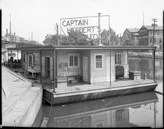 Canal & 20th | Captain Herberts Seafood afloat | Dementi Studio