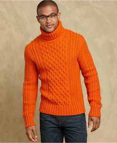 Tommy Hilfiger Sweater, Maybrook Turtleneck Sweater - Mens Sweaters - Macy's