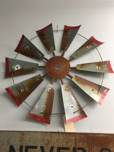 A personal favorite from my Etsy shop https://www.etsy.com/listing/385002028/windmill-decor