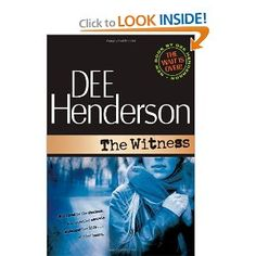 The Witness by Dee Henderson....LOVED IT! Love Dee Henderson! Great plot and character development. Unexpected twists. Christian fiction--murder mystery. #2 Kindle