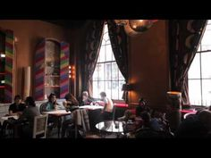 Quirky is the best way to describe this central London bar. [The toilets are amazing too! Sketch Restaurant, Restaurant Bar, London Sketch, Cheap Pendant Lights, United Kingdom, 3d Printing, World, Mayfair London, Toilets
