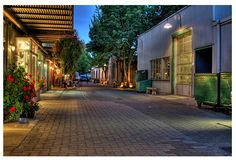 Railspur Alley Granville Island, Island Life, Vancouver, Canada, Adventure, Home, House, Ad Home, Fairytail