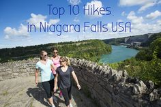 Don't miss these Top 10 Hikes to do in Niagara Falls USA and Niagara County. Adventure awaits!!
