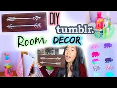 ♡ diy ♡ tumblr room decor for cheap! - youtube | - d i y
