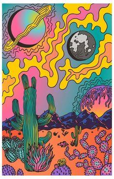 Indie Kunst, Arte Indie, Indie Art, Indie Drawings, Psychedelic Drawings, Easy Drawings, Trippy Painting, Hippie Painting, Hippie Drawing