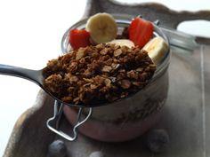 Heerlijke appelcake - Stay happy Stay Happy, Granola, Acai Bowl, Homemade, Breakfast, Cake, Food, Acai Berry Bowl, Morning Coffee